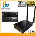 DHL Frete Grátis Mini HD 1080 P IPTV codificador H.264 HDMI com wifi, 60fps de Poupança solução para transmissão ao vivo streaming de IPTV