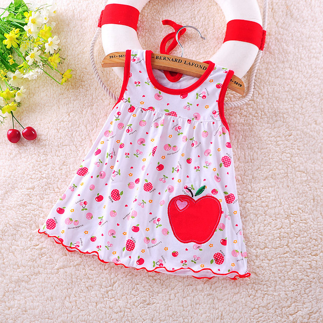 Baby Girl Princess Dress 0-1 Year