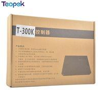 T 300K T300K SD Card online VIA PC RGB Full color led pixel module controller 8 ports 8192 pixels ws2811 ws2801 WS2812 6803