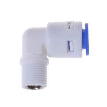 """1/4 """"Быстрое подключение Push In для подключения трубки воды фитинг для фильтра воды RO системы 7HH1100995"""