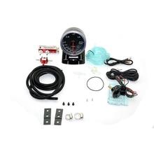 Boost-Gauge Turbo-Boost-Controller-Kit 60MM Car-Meter 2BAR 1-30-Psi Adjustable