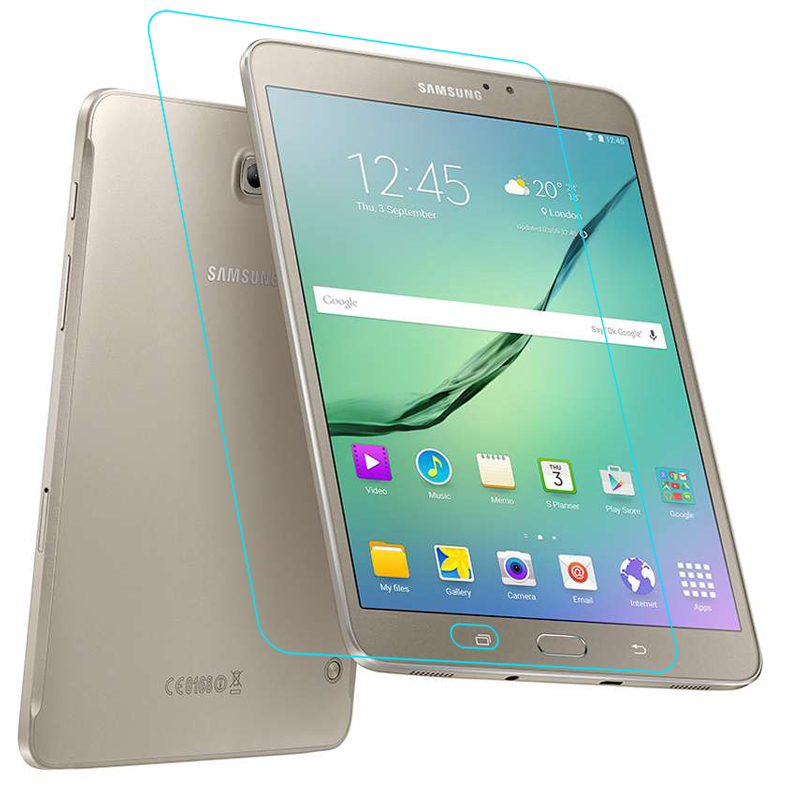 9H HD Tempered Glass membrane For Samsung Galaxy Tab S2 9.7 SM-T810 T815 T819 T810 Screen Protector Film