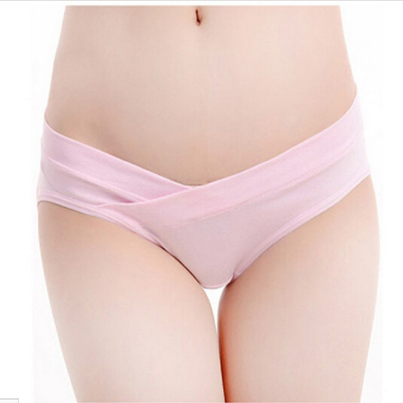80c40dc06991 2016 Hot Pregnant comfortable underwear. U-shaped low-waist pregnant women  in early pregnancy, middle, late briefs wholesale | Babydreams