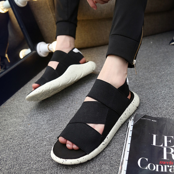 Men Sandals Fashion Shoes Lighted Casual Shoes Outdoor Beach Slippers Flip Flops Man Slippers Female Summer Shoes Sandals Unisex Sandals