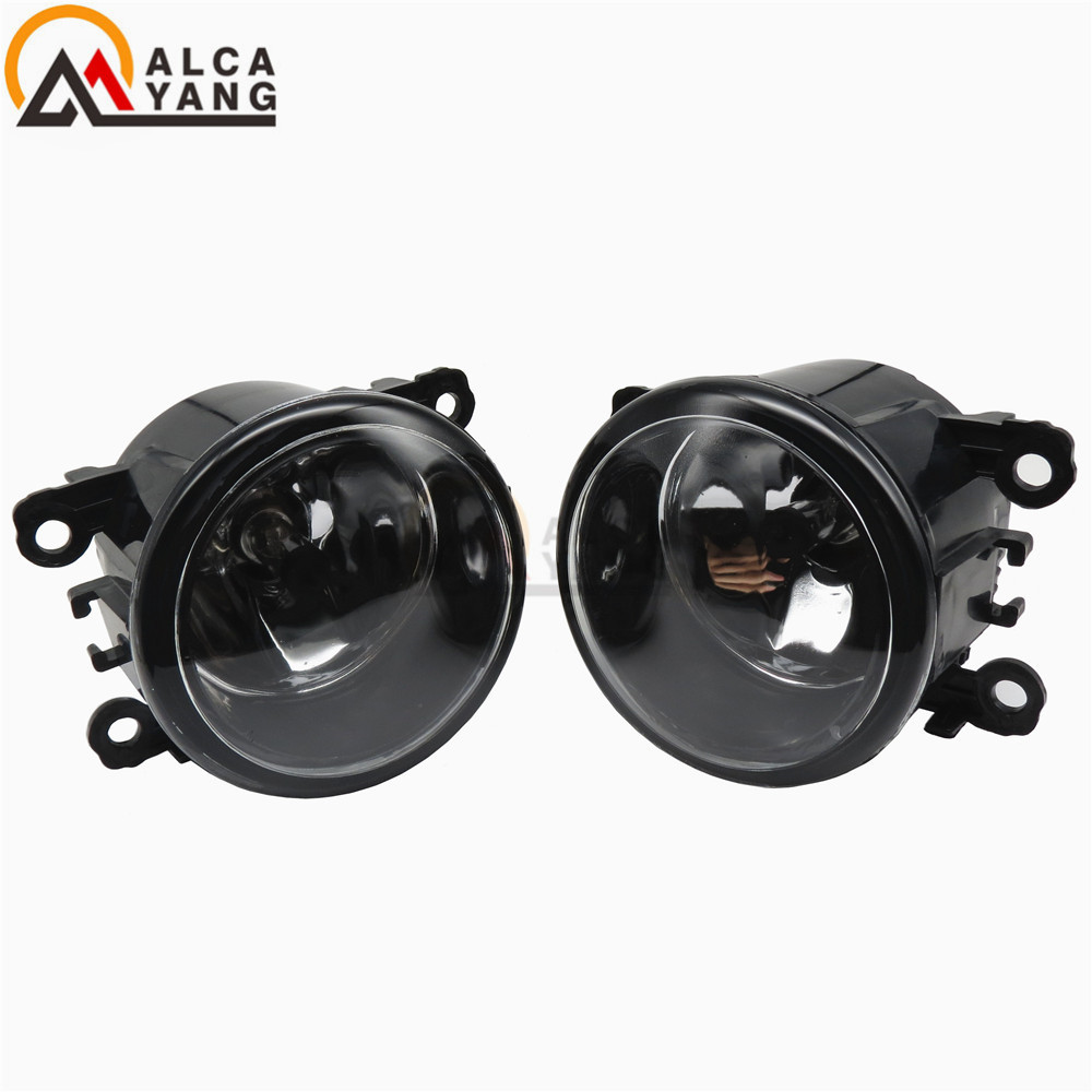 Front bumper light Original Fog Lights lamp Halogen car styling For LAND ROVER DISCOVERY Range Rover Sport FREELANDER 2006-2013 dsycar 1pair car styling steering wheel zinc alloy shift paddles for land rover aurora freelander discoverer range rover jaguar