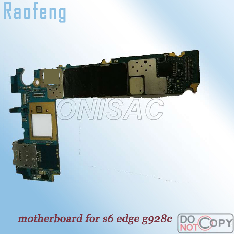 Raofeng for Samsung Galaxy S6-edge/G928c/Unlocked/.. with Chips Good-Working WCDMA title=