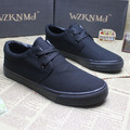 SALE Free shipping men shos  summer new arrival cotton-made brief casual fashion solid color  canvas shoes men casual shoes