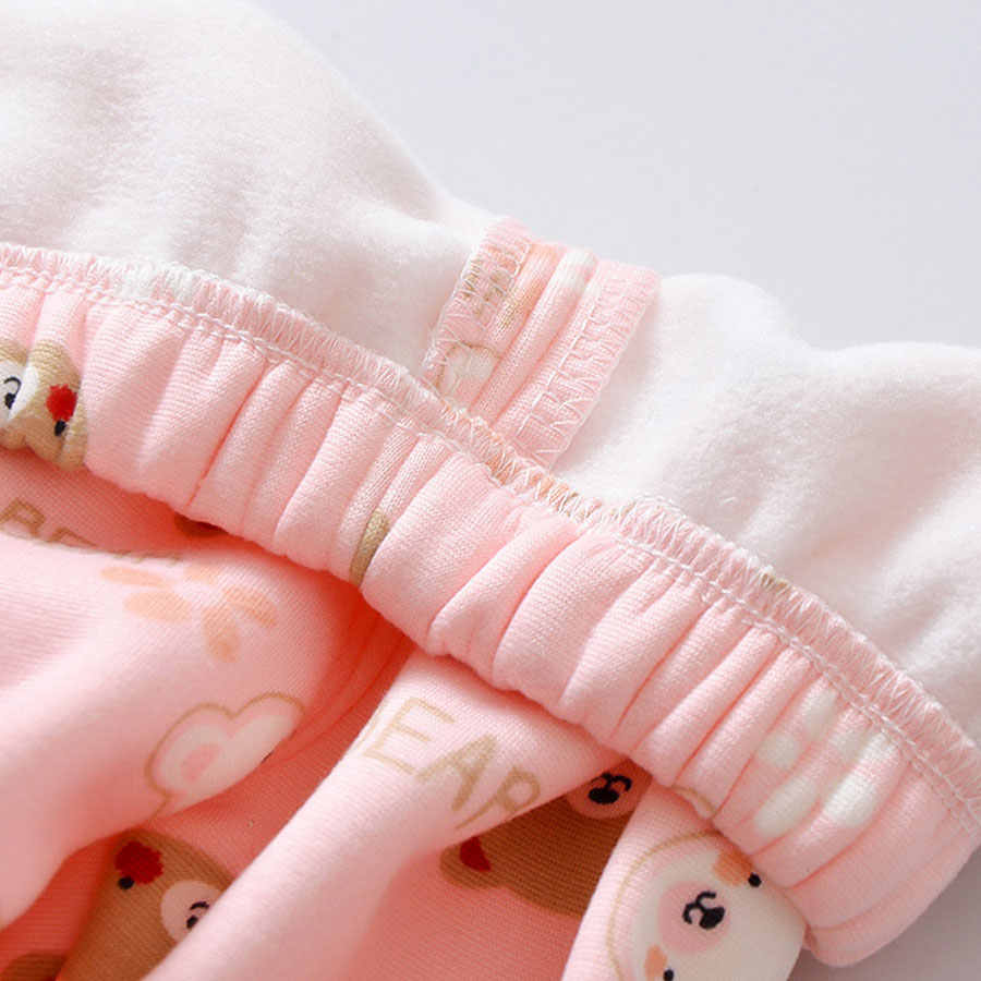 5de922630 Detail Feedback Questions about Girls Pajamas Set Winter Baby Warm ...
