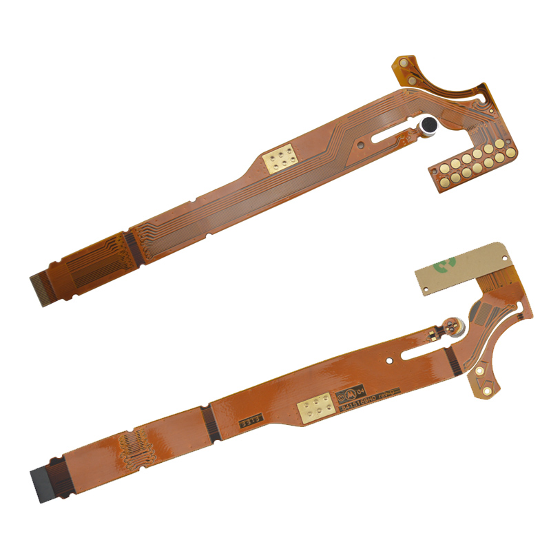 Side Key/speaker Flat Flex Cable Big Ribbon Cable For Motorola Gp328 Gp340 GP338 GP360 GP380 MTX960 HT1250 PRO7150 PTX760