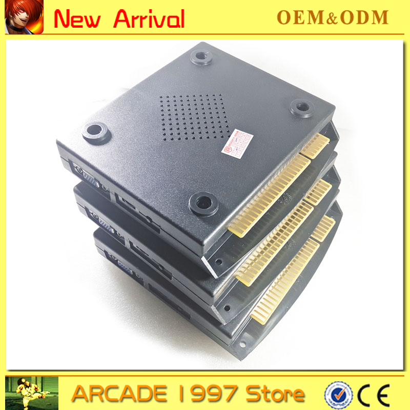 520 in 1 game pcb board pandora 3 jamma arcade multi game card cga vga output for crt lcd monitor DIY arcade game kit parts factory direct sale game board arcade shooting jamma multi game pcb board the king of air 51 in 1