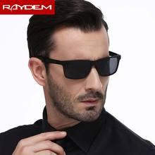 2017 new mens sunglasses square male polarizer driving driver eye glasses trendsetter