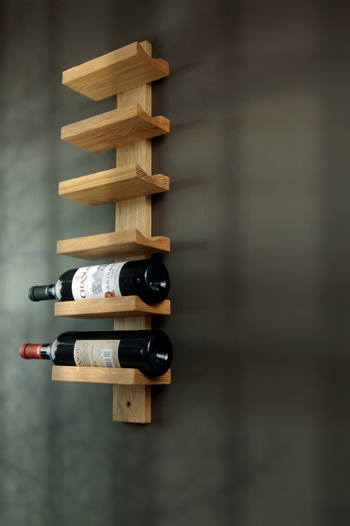 Modern Wine Rack Ikea Creative Wrought