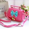 Ребенок сумки знатных моды девочка конфеты цвет принцесса сумка сумка сумка