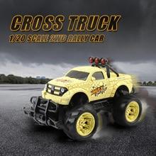1/20 RC Car Monster Truck Radio Control RC
