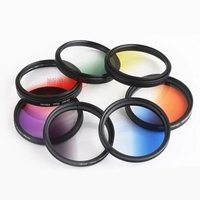 ND FLD UV MC Star lens color filter 30 37 40.5 43 46 49 52 55 58 62 67 72 77 82 mm for Nikon Canon Sony Pentax DSLR Camera