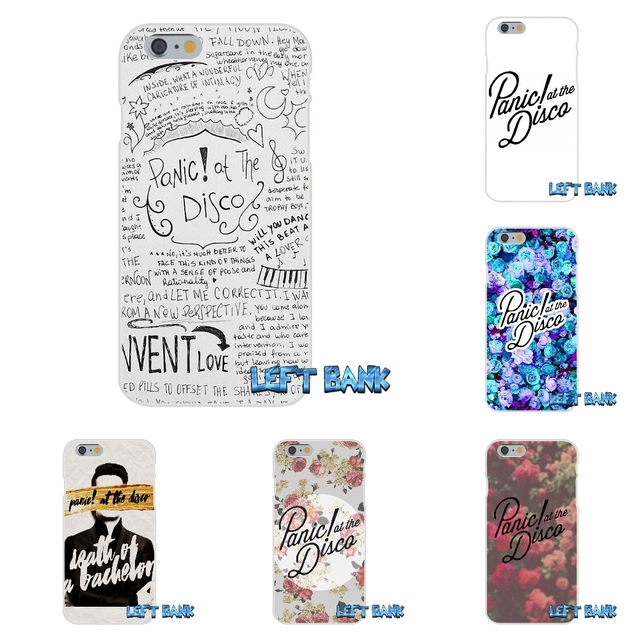 US $0 99 |Panic At The Disco Silicon Soft Phone Case For Huawei G7 G8 P8 P9  Lite Honor 5X 5C 6X Mate 7 8 9 Y3 Y5 Y6 II-in Half-wrapped Case from