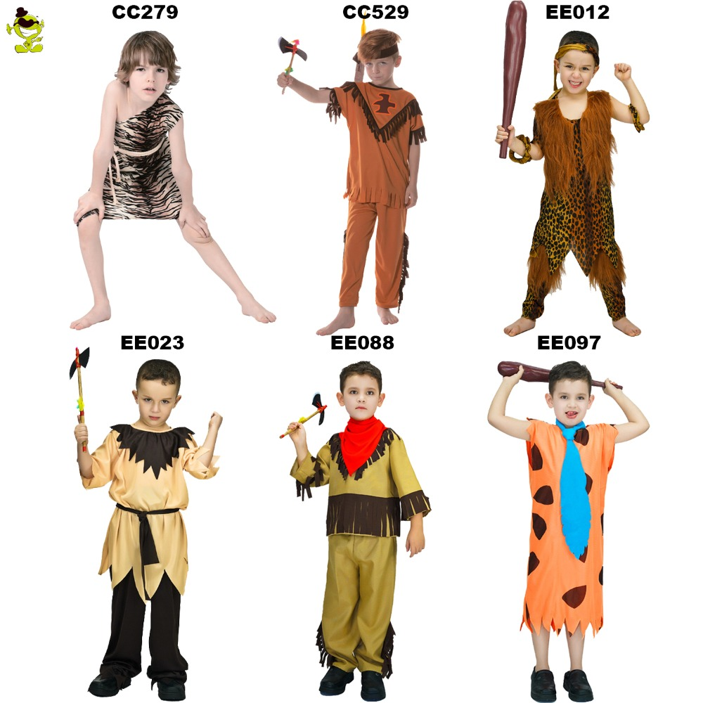Kids Fred Flintstone Costume Costumes & Accessories Clothing & Accessories