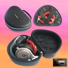 V-MOTA TDI headphone suitcase Carry case boxs For Monster Inspiration/VEKTR Beats Studio 2.0 wireless/Beats PRO/DETOX  headset