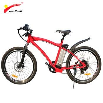 Jueshuai-bicicleta eléctrica de montaña con pantalla LCD s900, 48V, 500W, 26