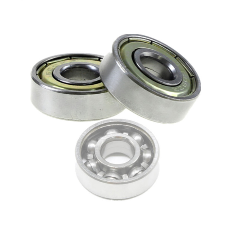10Pcs Double Shielded Miniature High-carbon Steel Ball Bearing as 3D Printer Parts 1