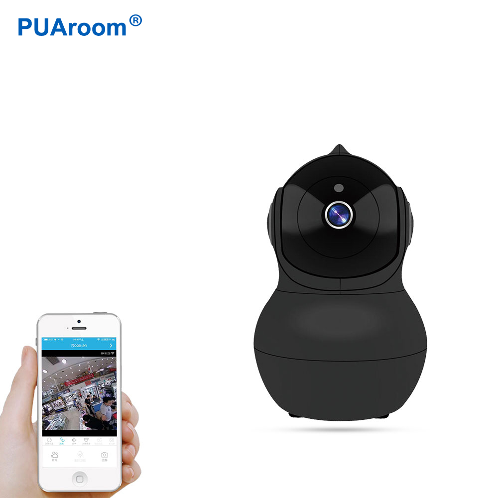 PUAroom Two-way audio 1080P PT Smart Camera thermal infrared IP Camera HD 2.0MP CMOS Security