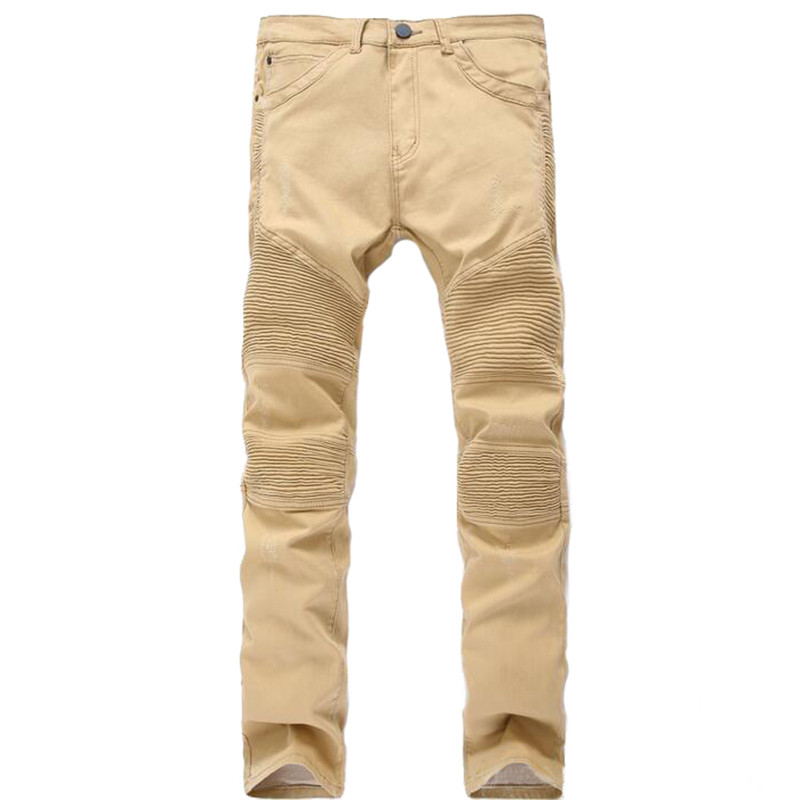Mens denim khaki pants – Global fashion jeans models