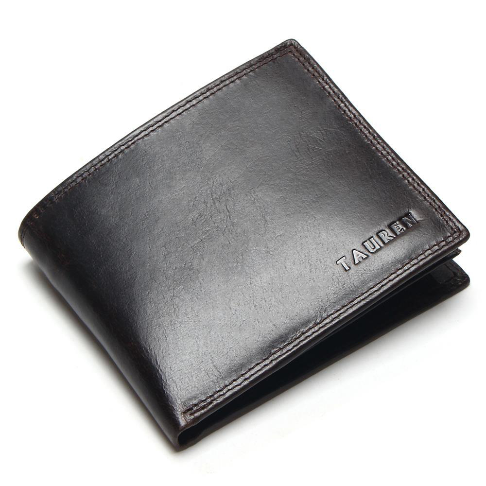 Small Vintage Wallet Brand High Quality Vintage Designer 100% Genuine Crazy Horse Cowhide Leather Men Short Coin Purse Wallet new luxury brand 100% top genuine cowhide leather high quality men long wallet coin purse vintage designer male carteira wallets