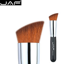 #16 Retail Liquid Foundation brushes Contour Brush for  Makeup Cosmetics   beveled Kabuki Brush  16SBYA