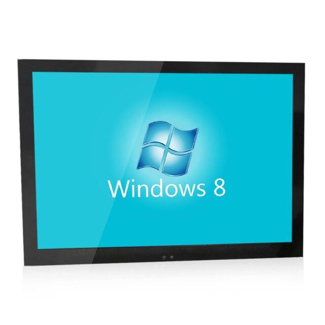 18 дюймов 18.4 дюймов vga hdmi av tv интерфейс металла shell встроенные рамки промышленного и бытового назначения жк-монитор, TFT панель 1080 P