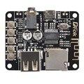 Portátil Sem Fio Bluetooth Audio Receiver Board, Módulo Bluetooth Transmissor de Música Estéreo para Fones De Ouvido de ALTA FIDELIDADE Amplificador Novo