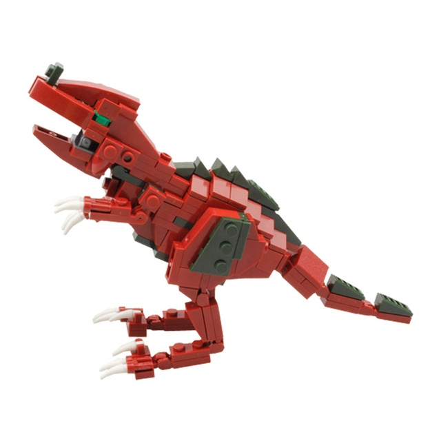 Dinosaurs Catcher Star Wars Building Blocks Set Toys Model Bricks Enlighten Jouets Pour Enfants Jurassic World For Child