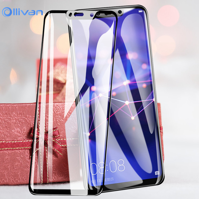 Full Cover Tempered Glass for Huawei Mate 20 Lite Glass Film Screen Protector for Huawei Mate 20 Mate 20 Lite Glass 2.5D 9H
