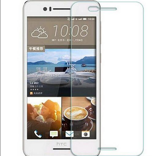 0.3mm 9H tempered glass For HTC Desire 728/Dual SIM 728W 728G screen protector protective glass with free clean kits Guard