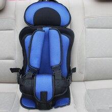6 м до 5Y регулируемый ребенка безопасная подушка шеи рельеф головы Поддержка питьевой дети чехол для стула, с наполнителем губка коляска коврик