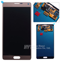 Wholesale 100% Original test good working for Samsung Galaxy Note 4 lcd N9100 n910f n910p n910c LCD Digitizer freeshipping