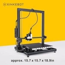 2017 Новое Прибытие XINKEBOT Orca2 Лебедь 3D Принтер (2-е Издание) Более Стабильным с Улучшенной Проводки