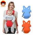 Горячий продавать дешевые детские перевозчик слинг фронтальная кенгуру обертывания дышащий младенческой слинг малыша обертывания стропа BD05