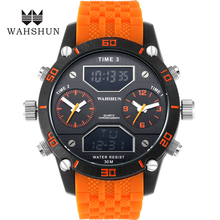 Male Fashion Sport Military Wristwatches 2018 New Brand Watches Men Luxury Brand