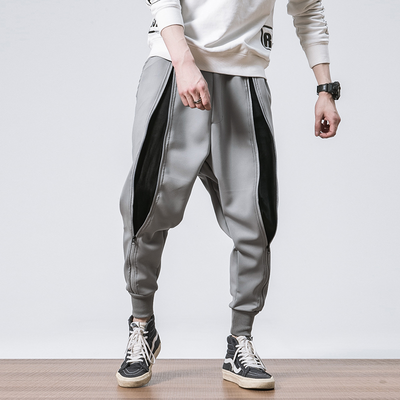 2018 Autumn new listing casual Fashion Haren Pants Easy Will Wei Sports The Arrivals Hot city boy trend personality Japanese