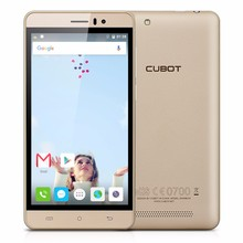 Original CUBOT RAINBOW 1280*720 5.0″ Smartphone Android6.0 MT6580,Quad-Core,1.3GHz RAM 1GB ROM 16GB 13.0mp 2200mAh Mobile Phone