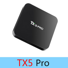 Tanix TX5 Pro Amlogic S905X Android 6.0 Satz Top Box 4 karat 1,5 GHz 2G/16G KD Smart Media Player WiFi Bluetooth 4,0 Set-top-Box