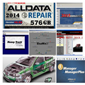 alldata and mitchell software 2015 auto data software 2016 newest 49 software in 1TB HDD All data + vivid workshop+ELSAwin best