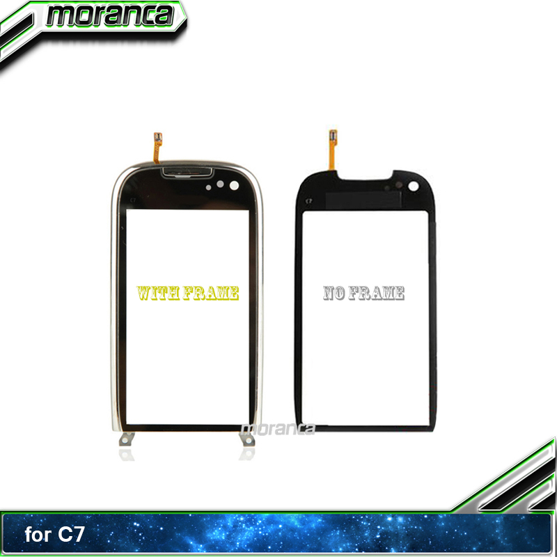 NEW Touchscreen Touch Panel For Nokia C7 C7-00 Touch Screen Digitizer  Sensor Lens Front Glass With