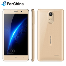Ursprüngliche LEAGOO M5 16 GB ROM 2 GB RAM 5,0 zoll Freeme OS 6,0 MTK6580A Quad Core 3G 2300 mAh batterie Fingerprint Identification
