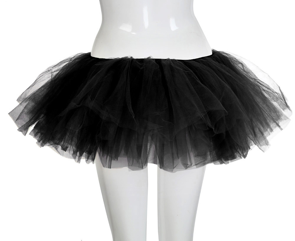 2019 MAXIORILL NEW Hot Sexy Fashion Pretty Girl Elastic Stretchy Tulle Adult Tutu 5 Layer Skirt Wholesale T4 21