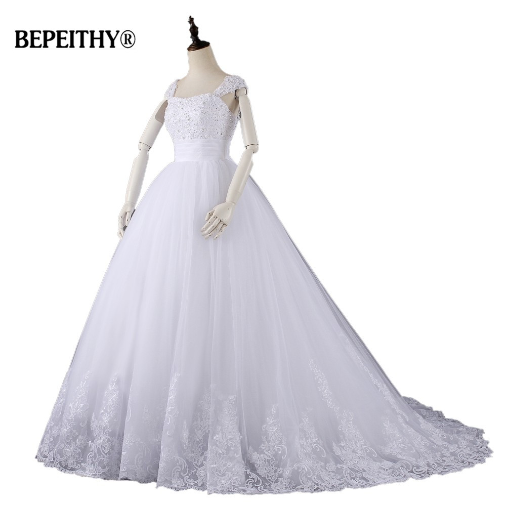Fast Shipping Vintage Ball Gown Wedding Dresses Vernassa