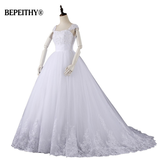 Aliexpress.com : Buy Fast Shipping Vintage Ball Gown Wedding ...