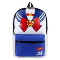 Sailor Moon Backpack Mochila Laptop Backpacks Double Shoulder School Bags Double Shoulder School Bags Casual Travel Rucksack
