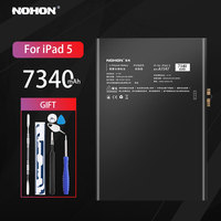 NOHON Battery For iPad 6 Air 2 7340mAh A1547 A1566 A1567 Li polymer Tablet Bateria +Free Tools For Apple iPad6 Battery