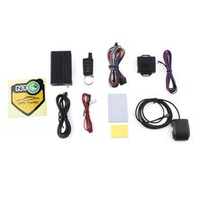 APP Control Vehicle NTG03 12V / 24V Universal Car GPS Tracker Anti-theft Security Alarm System with Remote Fuel Control